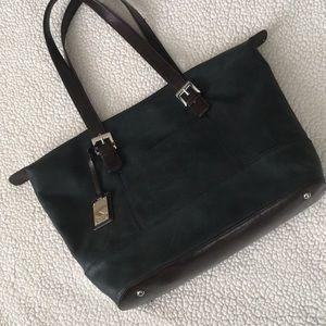 "Tignanello leather bag, 12"" x 18"" beautiful!"